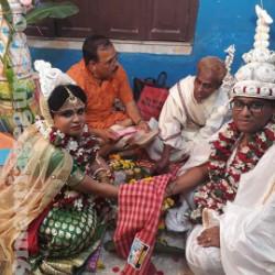 Shrabanti Sarkar & Ramen Ghosh