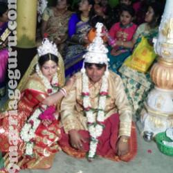 Riya gangaly & Gourav roy